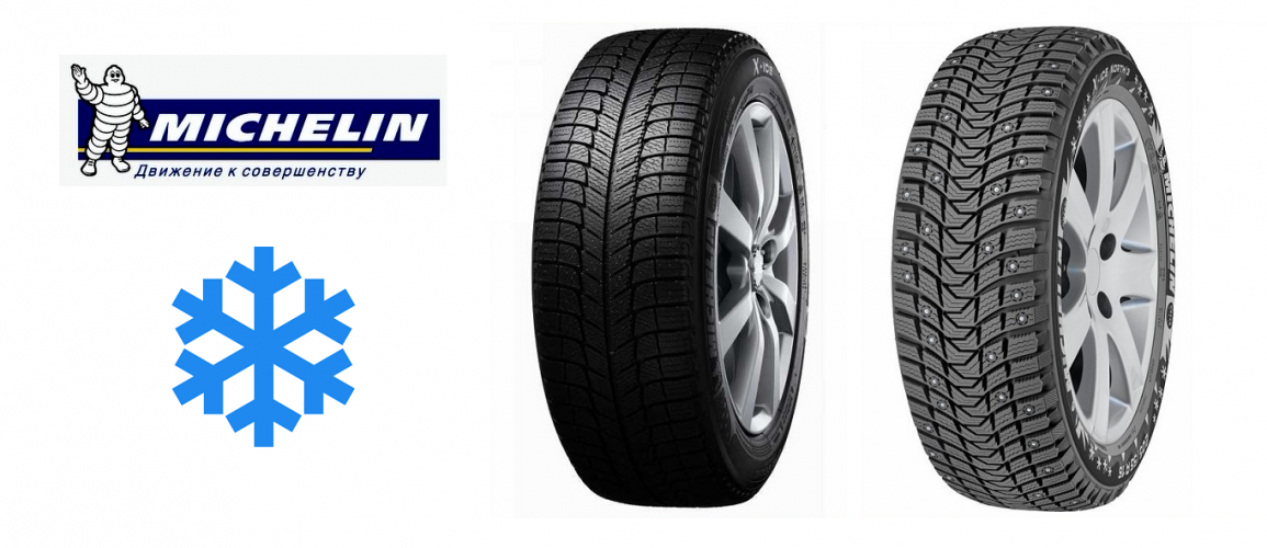 Зимние шины Michelin Latitude X-Ice North 2+ и X-Ice 3: новинки к сезону 2016/2017